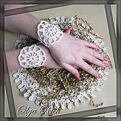 Украшения handmade. Livemaster - original item A set of bracelets: