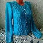 Одежда handmade. Livemaster - original item Knitted handmade sweater