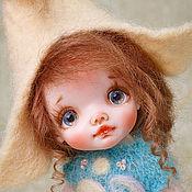 Куклы и игрушки handmade. Livemaster - original item Art doll handmade.Baby Anne 18cm. Handmade.