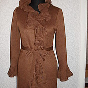 """Одежда ручной работы. Ярмарка Мастеров - ручная работа кардиган """"Осень рыжая"""". Handmade."""
