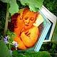 """Кухня ручной работы. Ярмарка Мастеров - ручная работа. Купить Бонбоньерка """"un amore di angelo!. Handmade. Декупаж, бонбоньерка"""