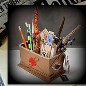 Канцелярские товары handmade. Livemaster - original item Organizer