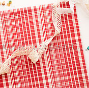 Материалы для творчества ручной работы. Ярмарка Мастеров - ручная работа (№21)Ткань поплин хлопок 100% для тильды, шитья и пэчворка. Handmade.