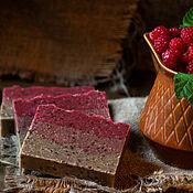 handmade. Livemaster - original item Soap on fruit puree