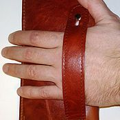 Wallets handmade. Livemaster - original item Wallet leather 99r. Handmade.