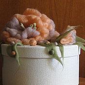 Свадебный салон ручной работы. Ярмарка Мастеров - ручная работа Коробка свадебная  Аврора. Handmade.