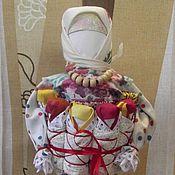 Народная кукла ручной работы. Ярмарка Мастеров - ручная работа Кукла-оберег Семья. Handmade.