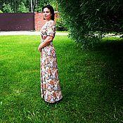 Одежда handmade. Livemaster - original item Summer dress ( 4 ). Handmade.