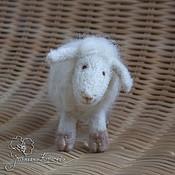 Куклы и игрушки ручной работы. Ярмарка Мастеров - ручная работа Просто овечка. Handmade.