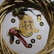 Оберег ручной работы. Ярмарка Мастеров - ручная работа Амулет отличник. Handmade.