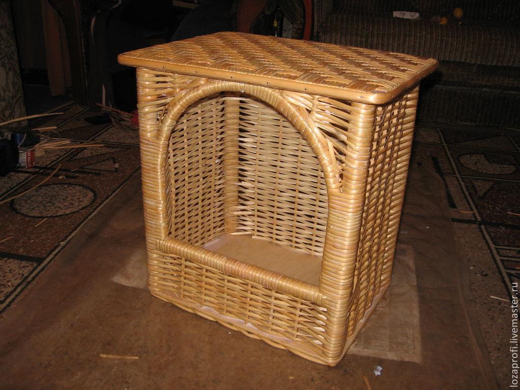 Плетеный домик для птиц своими руками 67
