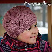 Материалы для творчества handmade. Livemaster - original item MK-description beret Love Fever (Love fever). Handmade.