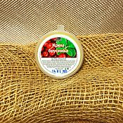 Косметика ручной работы handmade. Livemaster - original item Cranberry cream for skin care with herbs of the Altai Mountains. Handmade.