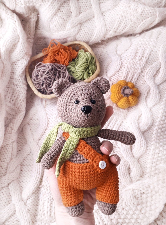Мишка в штанишках, Мягкие игрушки, Москва,  Фото №1