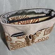 Сумки и аксессуары handmade. Livemaster - original item Organizer bag (tintner). Handmade.