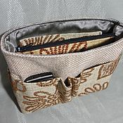 Органайзер ручной работы. Ярмарка Мастеров - ручная работа Органайзер в сумку (тинтамар). Handmade.