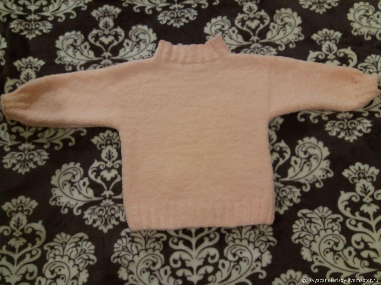 Кофточка для девочки 2-3 лет