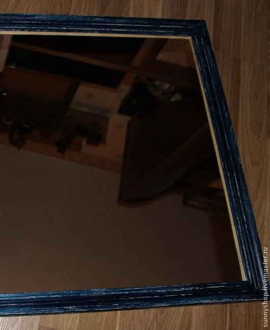 Зеркала ручной работы. Ярмарка Мастеров - ручная работа. Купить Зеркало настенное с рамой. Handmade. Зеркало, зеркало с рамой