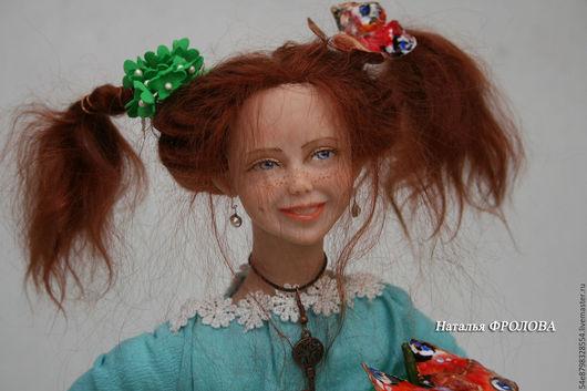 """Коллекционные куклы ручной работы. Ярмарка Мастеров - ручная работа. Купить """"Августинка 3"""". Handmade. Комбинированный, подарок женщине"""