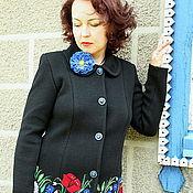 "Одежда handmade. Livemaster - original item Knitted jacket""For Catherine"". Handmade."