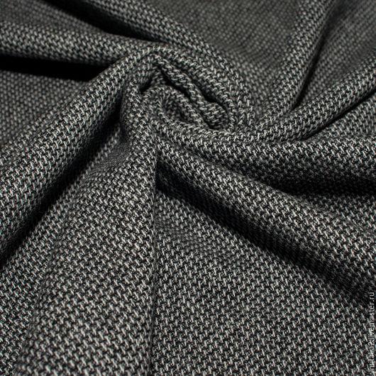 Шитье ручной работы. Ярмарка Мастеров - ручная работа. Купить Шерсть плательно-костюмная  Vivienne WESTWООD. Handmade. Ткани Италии