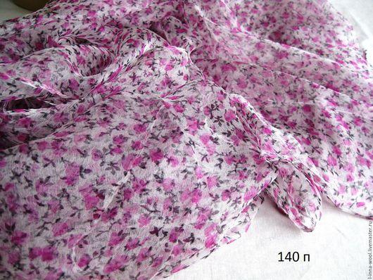 Сиреневый натуральный шелк 100% шелк шифон Палантин шелковый сиреневый купить шелковый шарф  шелковый шарф   ткань для нуновойлока ткань для валяния шелк для валяния натуральный шифон