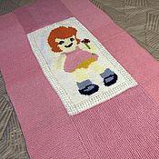 Для дома и интерьера handmade. Livemaster - original item Gifts for baby: Children`s blanket