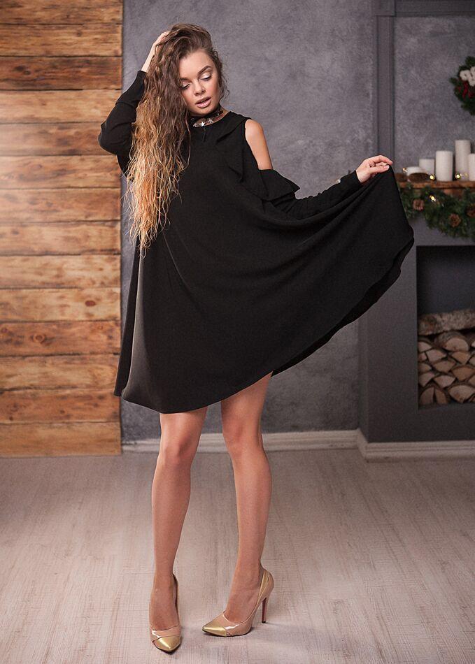 Маленькое чёрное платье, Платья, Мурманск, Фото №1