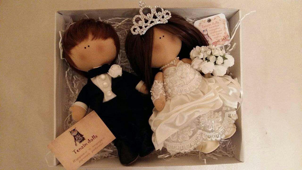 Куклы невесты своими руками