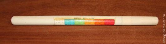 Вязание ручной работы. Ярмарка Мастеров - ручная работа. Купить Лекальный лист для лекального устройства. Handmade. Белый, вязальное оборудование