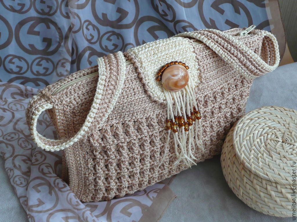 картинки вязанных сумок сверху покрывают лакокрасочным