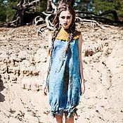Одежда ручной работы. Ярмарка Мастеров - ручная работа Платье Астерия. Handmade.