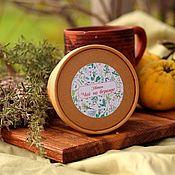 Косметика ручной работы handmade. Livemaster - original item Ubtan Tea on the veranda. Handmade.