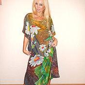 Одежда ручной работы. Ярмарка Мастеров - ручная работа платье- Ах,ромашки. Handmade.