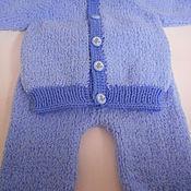Работы для детей, ручной работы. Ярмарка Мастеров - ручная работа Плюшевый костюм. Handmade.