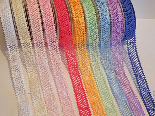 Материалы для флористики ручной работы. Ярмарка Мастеров - ручная работа. Купить Ленты атласные -сетка 20мм ( 10 расцветок). Handmade.