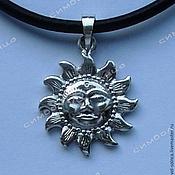 Русский стиль handmade. Livemaster - original item The Sun - Surya. Handmade.