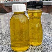 Косметика ручной работы handmade. Livemaster - original item Oil, nettle (infus cold extraction) from Chanterelles. Handmade.