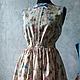 Платья ручной работы. Заказать Комплект Maman et moi Хлопок 100%. On-line tailor. Ярмарка Мастеров. Платье