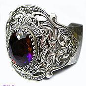 Украшения handmade. Livemaster - original item Vintage style. AMETRINE. bracelet