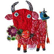 Для дома и интерьера manualidades. Livemaster - hecho a mano Novia de caballo rojo.. Handmade.