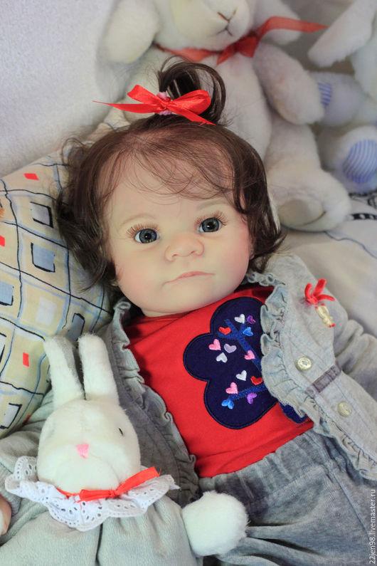 Куклы-младенцы и reborn ручной работы. Ярмарка Мастеров - ручная работа. Купить Малышка NIKA-ПРОДАНА. Handmade. Виниловая заготовка