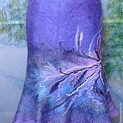 Одежда ручной работы. Ярмарка Мастеров - ручная работа Валяная юбка     ..Южный ветер. Handmade.