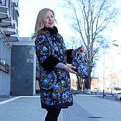 """Одежда ручной работы. Ярмарка Мастеров - ручная работа Пальто """" Душечка"""". Handmade."""