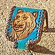 Purse handmade 'Bear' - color. Wallets. schwanzchen. My Livemaster. Фото №5