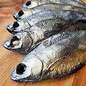 Косметика ручной работы handmade. Livemaster - original item Vobla handmade soap fish gift for a man joke. Handmade.