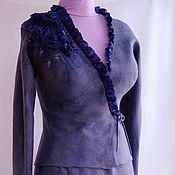 """Одежда ручной работы. Ярмарка Мастеров - ручная работа Костюм """"Фата-Моргана"""", войлок. Handmade."""