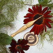Материалы для творчества handmade. Livemaster - original item Crochet hook 4#38. Handmade.