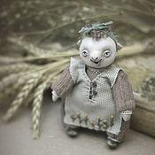 Куклы и пупсы ручной работы. Ярмарка Мастеров - ручная работа Кукла авторская овечка Глаша. Handmade.