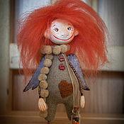 Куклы и игрушки ручной работы. Ярмарка Мастеров - ручная работа Чунечка. Handmade.